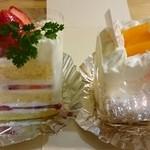 49859669 - ショートケーキ達