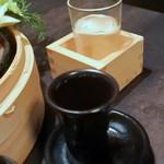 海鮮個室居酒屋 魚久 - 獺祭 磨き2割9分 3割9分、獺祭焼酎