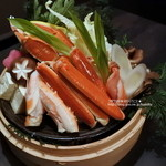 49863850 - 蟹鍋、ズワイ、タラバ、渡り蟹。