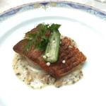 赤坂シュビア - 魚料理