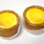 49865164 - とろとろ焼きカップチーズ(2個購入)