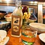 だるま寿し - 冷酒(賀茂鶴 大吟醸)