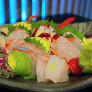 長崎県産の新鮮な魚介類・旬を味わえる季節野菜