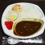 ジェイズカレー - W焙煎 黒カレー ビーフカレー¥700