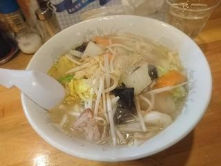 六もん - タンメン 美味い!