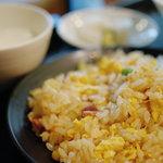 優味彩 - 揚州炒飯(ごもくやきめし)