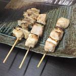 焼鳥とん - 料理写真: