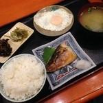 TSUDA屋 - 朝食です^^