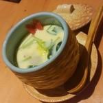 康べえ - 海鮮茶碗蒸し