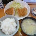 49876038 - 【カツランチ…900円】♬2016/3