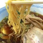千鳥 - 麺 アップ
