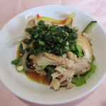 49876807 - 前菜2種。料理感ある