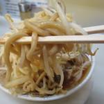 らーめん大 - 太麺です。