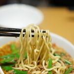 味仙 - 麺