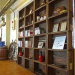 EMPORIO cafe&dining - なでしこジャパンのサイン