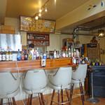 EMPORIO cafe&dining - 1F カウンター