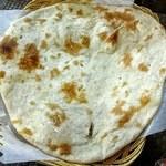 49878754 - 全粒粉を使用したインドの薄焼きパンがチャパティらしいです…