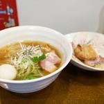 チラナイサクラ - 2016.4 究極の4種叉焼 特選チャーシュー麺(1,200円)+旨玉(100円)