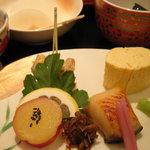 日本料理・鮨 あしび  - 花膳