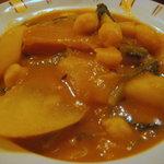 ミルミレ - タルカリ(野菜のカレー)