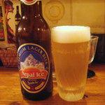 ミルミレ - ネパールアイスビール