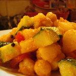 ミルミレ - 豆のサラダ
