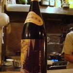 ミルミレ - なぜか日本酒も置いてあります
