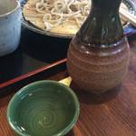 清九郎 - やっぱり、蕎麦屋でお酒は外せない。大人の昼呑み。