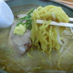 麺屋 彩未 - 味噌らーめん750円