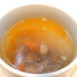 49881462 - ランチセット 1000円 のスープ