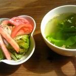 八郷山荘 木古里 - 料理写真: