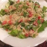 49883706 - 季節の無農薬野菜とハーブのサラダ