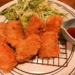 麦屋魚仙坊 - ヒレカツ