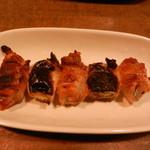 麦屋魚仙坊 - 豚しそ巻き