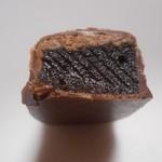 ロシアチョコレートの店 マツヤ - ロシアチョコレート(断面)