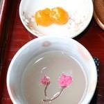 花錦 - 料理写真:くずゆ