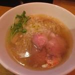 麺処 けんじ - 塩ラーメン¥780