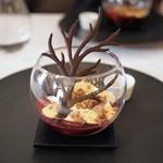 ラ・トゥーエル - 苺のスープ
