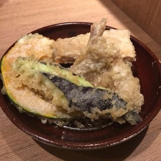 天ぷら八兵衛 - 料理写真: