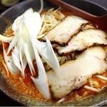 みそ膳 - 料理写真:フーフー麺