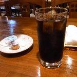 豚どん オセヨ - アイスコーヒー