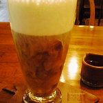 菩提樹 - 【2010.9】 アイスカフェ・オ・レ
