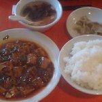 4989833 - 麻婆豆腐定食