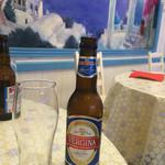 49890127 - ギリシャビール