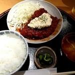 49890534 - 味噌マヨチキン膳 780円