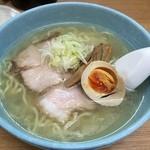 一生懸麺 とっかりⅡ - 塩らーめん(700円)