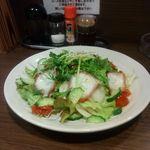 韓ごはん ぶーたん - タコのカルパッチョ