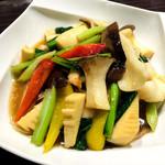 銀座アスター - 海の幸と野菜のあんかけご飯