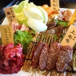 焼肉 政 - 料理写真:お得盛Aランチセット2980円!