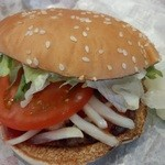 バーガーキング - 料理写真:ワッパーJr